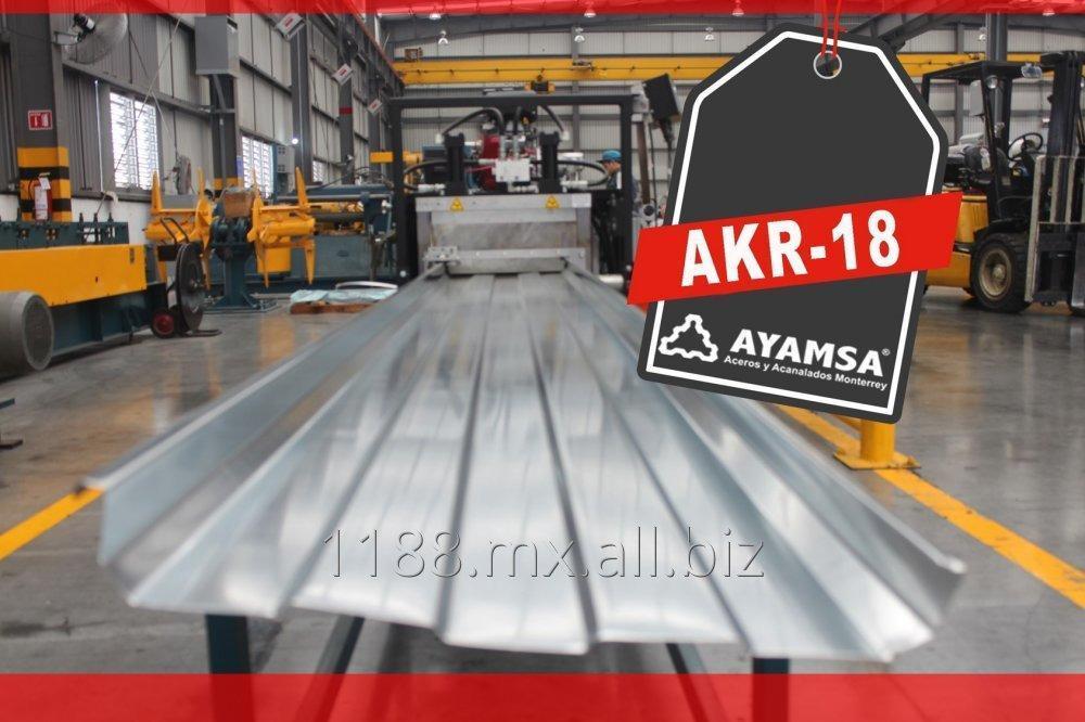 Comprar Lámina galvanizada KR-18
