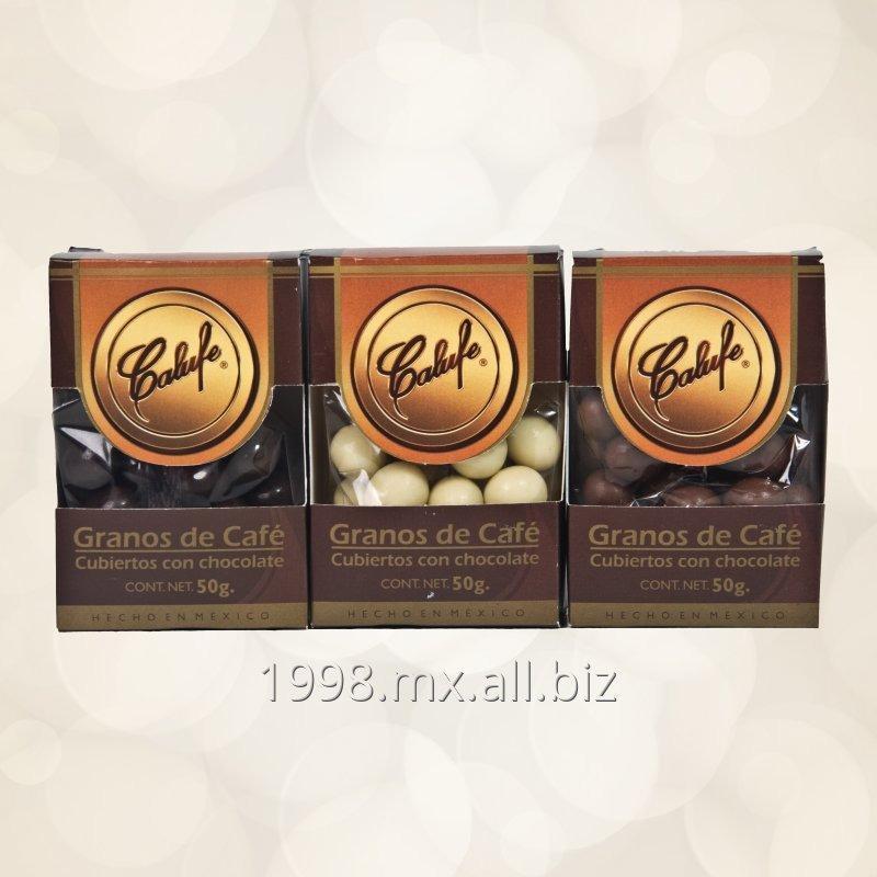 Comprar Café cubierto con chocolate