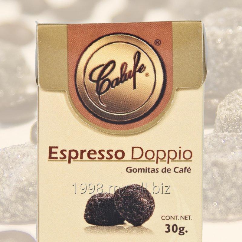 Comprar Gomitas espresso doppio