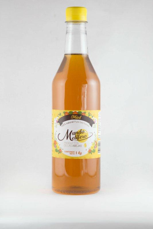 Comprar Botella de Miel 1kg