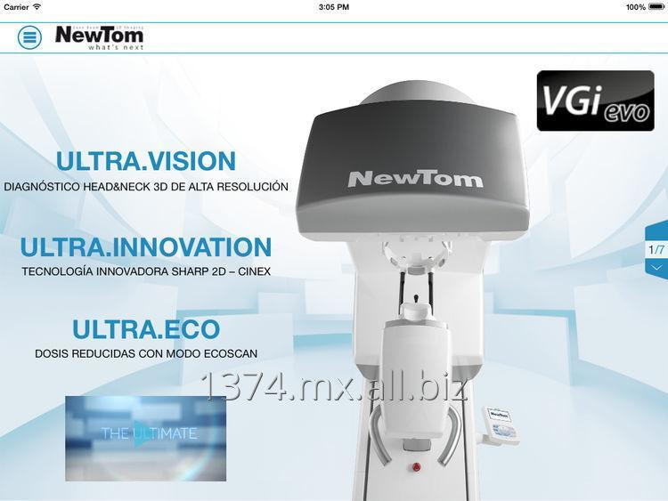 Comprar Newtom VGI EVO - 3D Dedicated Equipment