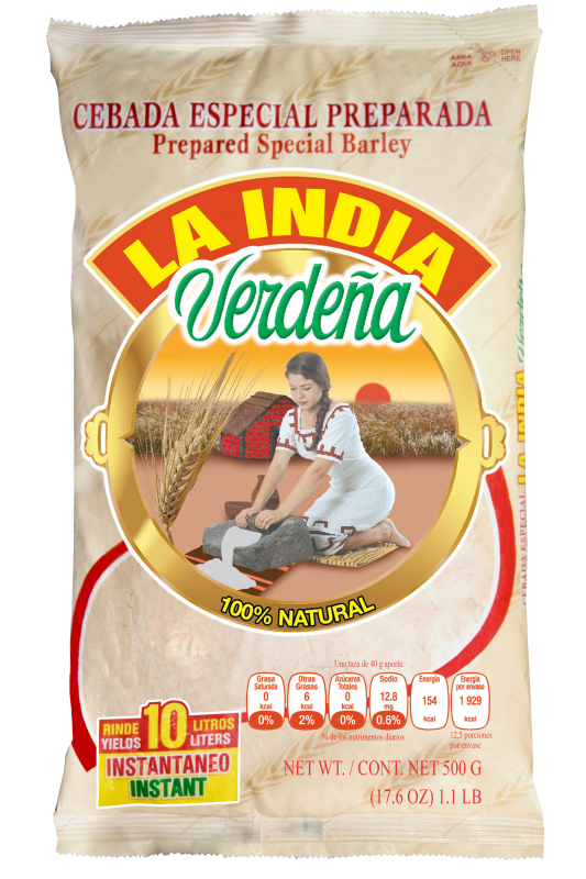 Comprar Cebada en polvo para preparar agua de cebada