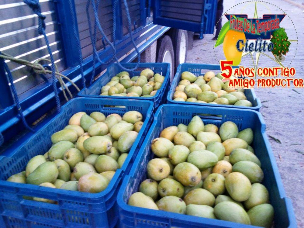 Comprar Mango ataulfo, mango manilia, mango tomi, mango manila, zapote, aguacate, banano.