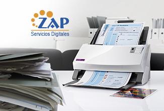 Comprar Scanner de alta velocidad de documentos en Monterrey