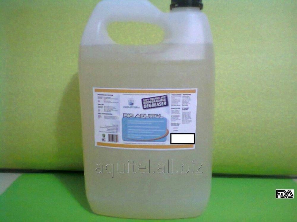 Comprar BIO AQUITEL BIODEGRADABLE DEGREASER BASED ON TANNINS 4 liters