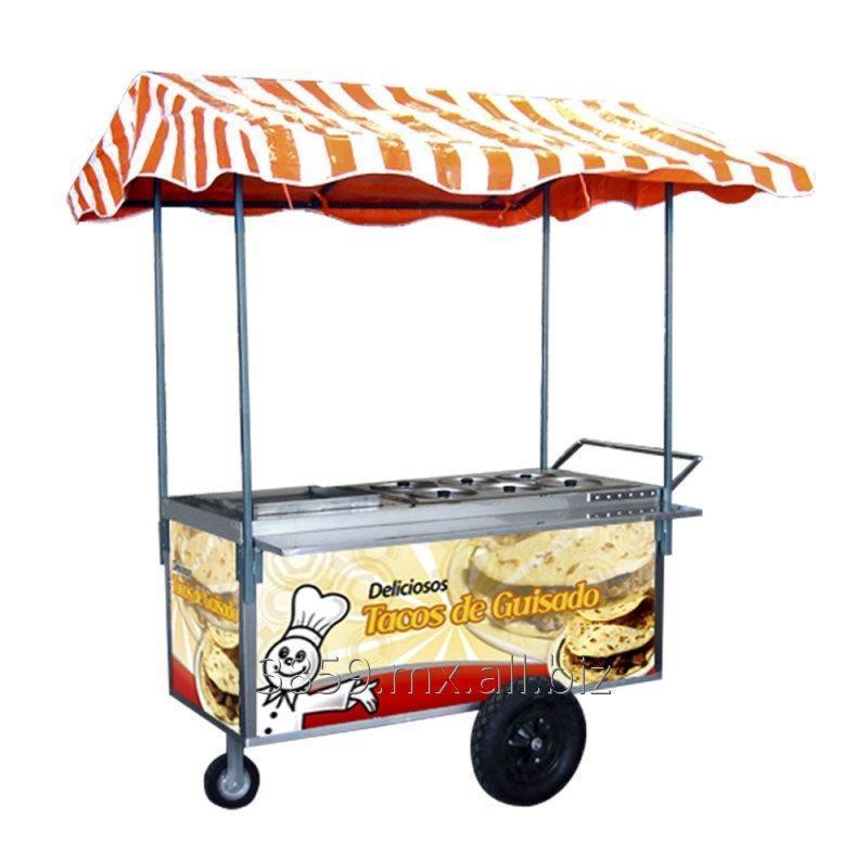 Comprar Carrito Para Tacos de Guisado