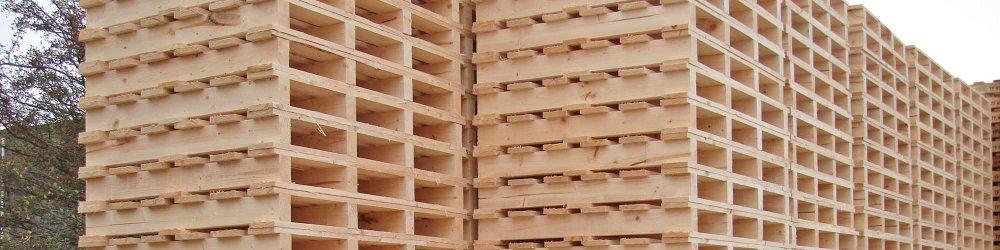 Comprar Tarimas industriales de madera