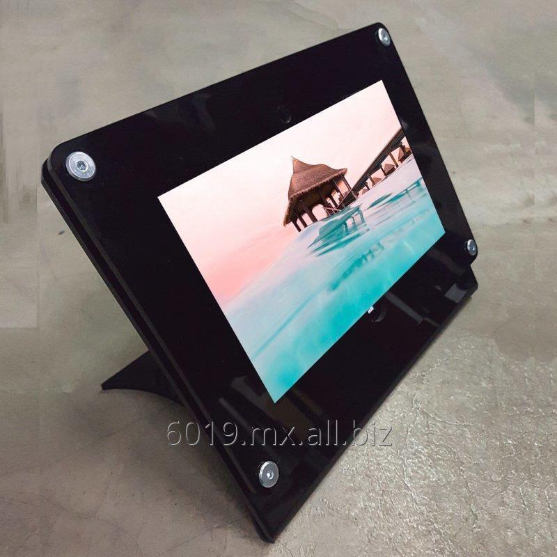 Comprar Base para tableta con chapa de seguridad