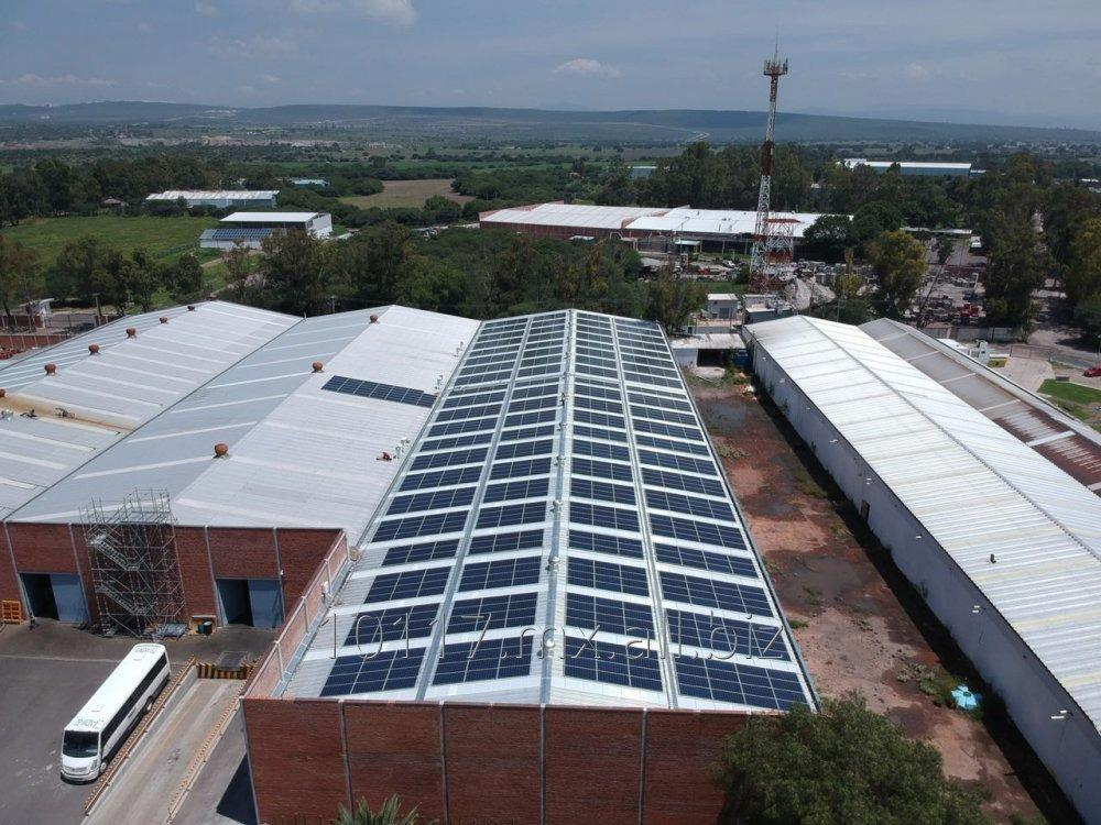 Comprar Financiamiento Comercios e Industrias de Paneles Solares (Gratis)