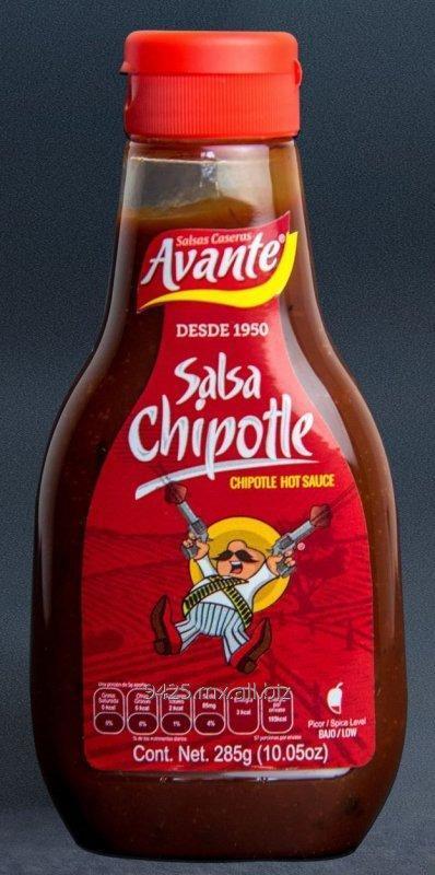Comprar Salsa de chipotle semidulce sin semillas