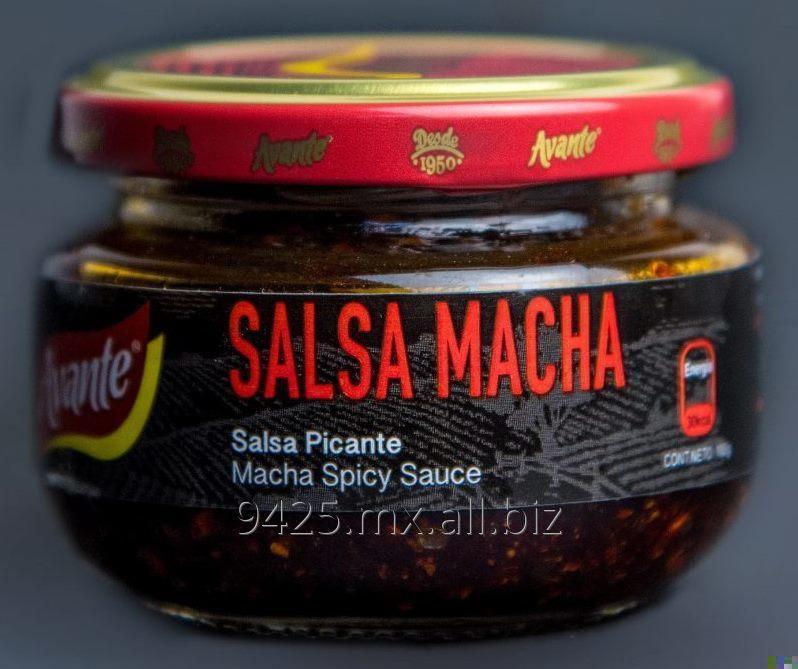 Comprar SALSA MACHA TRADICIONAL