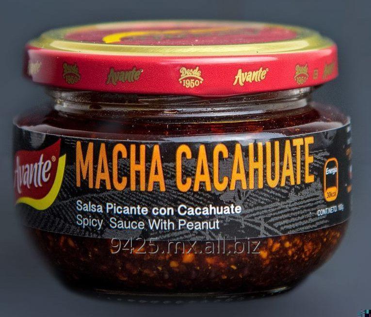 Comprar SALSA MACHA CON CACAHUATE