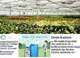 Comprar OXAGRI, Generador de Agua Activada ECA