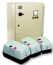 Auxiliary standby transformers for high-power