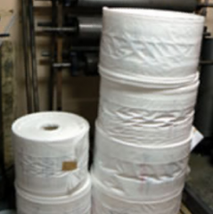 Polypropylene strip
