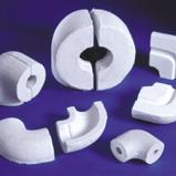 Building blocks, thermo-insulating