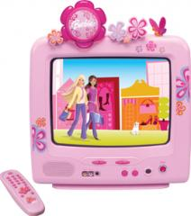 Television set, portable