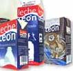 Milk pasteurized