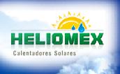 Calentadores solares Heliomex.