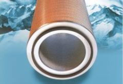 Screen filters for water and fuel pumps
