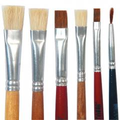 Brushes artistic