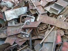Scrap, screenings, ferrous metals