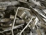 Scrap metal, wastes, stainless steel