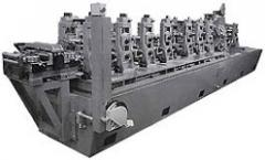 Machine tools pipeprocessing