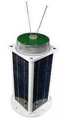 Lamps with solar batteries