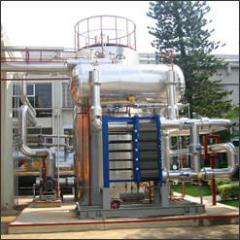 Sistema de refrigeration Indirecto