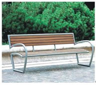 Furniture for parks