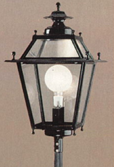 Electrical street lighting equipment