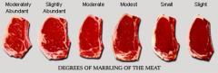 Frozen half-carcasses beef