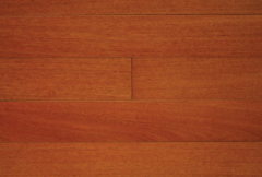 Parquet made of natural wood