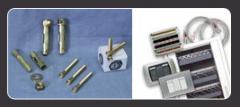 Contactors and actuators electromechanical