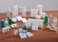 Perfume sets for hotels
