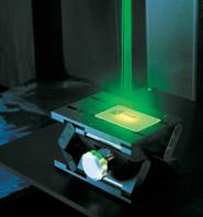 Marcadores laser.