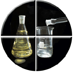 Concentrate of pigments for colouring