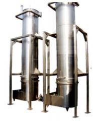 Máquinas productoras de hielo cilíndrico
