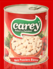 Maiz pozolero blanco