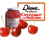 Diana Cerezas en Maraschino