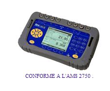 CONFORME A L'AMS 2750