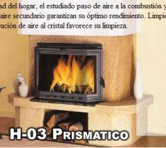 Hogar H 03 prismático