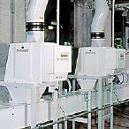 Equipment for vegetable oil crops processing
