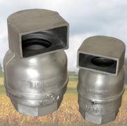 Valvulas de admisión y expulsión de aire
