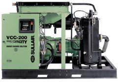 Compresores una etapa capacidad variable