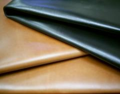 Genuine leather for furniture