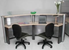 Office stationary partitions