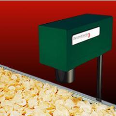 Measuring moisture content of grain