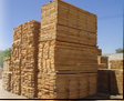Complete unit type lumber-timber